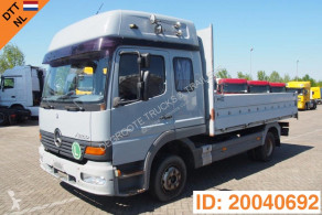 Mercedes Atego 823 truck used flatbed