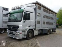 camion Mercedes Actros 2544 Menke 3 Stock Vollalu Hubdach