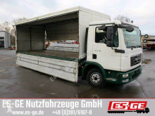 MAN TGL 12.180 mit Klappwandaufbau truck used beverage delivery box