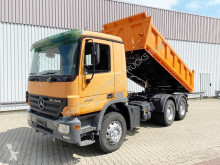 Camion Mercedes Actros 2641 K 6x4 2641 K 6x4 Tempomat tri-benne occasion