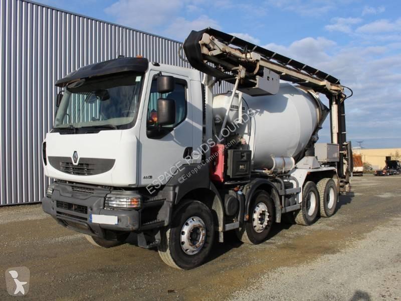 Bekijk foto's Vrachtwagen Renault Kerax 460.32