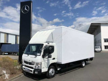 camion Fuso Mitsubishi Canter 7C18 4x2 Koffer + LBW Klima