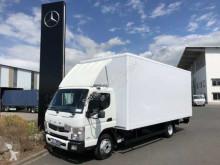 camion Mitsubishi FUSO Canter 7C18 4x2 Koffer + LBW Klima