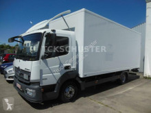 vrachtwagen Mercedes ATEGO III 818 LUFT KLIMA KOFFER LBW /AHK