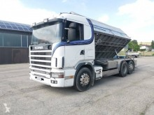 Scania L 144L460 truck used two-way side tipper