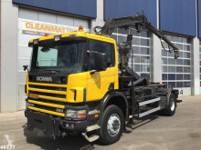Used hook arm system truck Scania P124