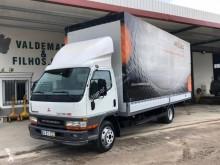 Mitsubishi Canter FE659 truck used tarp