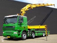 Camião DAF CF 85.410 estrado / caixa aberta usado