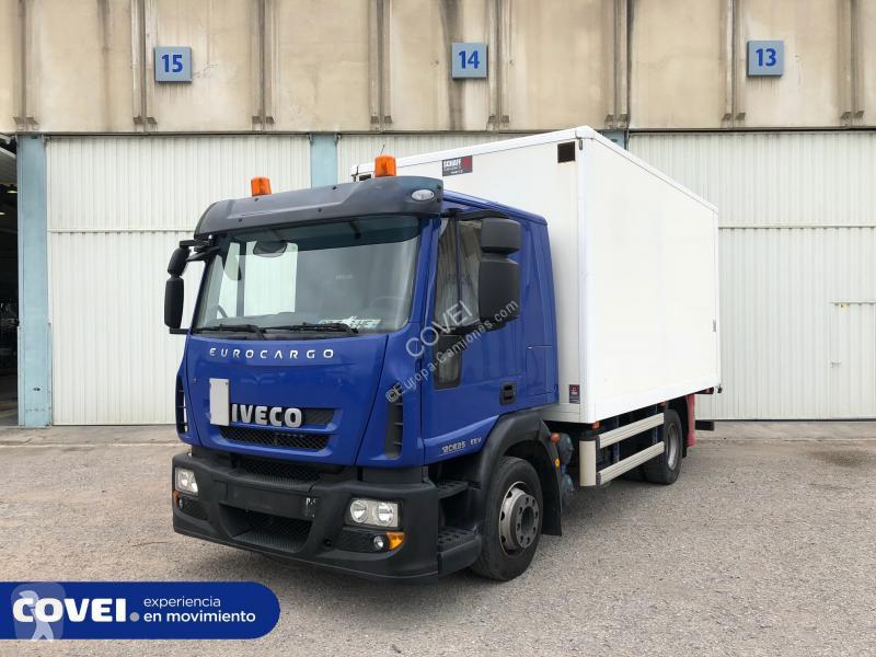 Voir les photos Camion Iveco Eurocargo 120E25