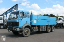 Camion châssis occasion Mercedes 2531SK 6X4