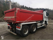 camion Scania Mercedes-Benz 2655 6x4 used dump truck Volvo