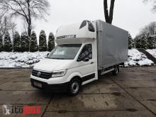 Camión lona Volkswagen CRAFTERPLANDEKA KLIMATYZACJA FULL LED