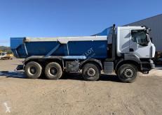 camión volquete volquete escollera Renault