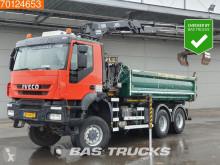 Camion Iveco Trakker bi-benne occasion