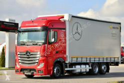 Camion savoyarde occasion Mercedes ACTROS 2545 /6X2 / SOLO - 7,35 M / EURO 6 /