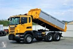 camion tri-benne Scania