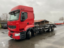 camion Renault 450 DXI /6x2 /BDF / EURO 5 /Lenkachse