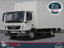 Camion MAN TGL 8.190 4X2 BL Koffer 6m, Luftfederung HA, Klima fourgon occasion