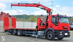 Camion porte engins Iveco Stralis 360