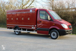 Mercedes negative trailer body refrigerated van Sprinter 310 Carlsen 5+5 Türen Eis/Ice -33°C