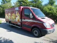 Mercedes negative trailer body refrigerated van Sprinter 310cdi 5+5 Türen Eis/Ice -33°C