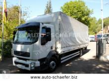 Volvo ponyvával felszerelt plató teherautó FL 240/ EEV/ Pritsche-LBW
