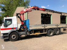 Камион платформа втора употреба Renault Premium