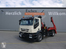 Camion benne Iveco Stralis AD190S31,4x2,Meiller AK 12,MKG 111 Kran