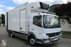Camion Mercedes ATEGO 1018 CARRIER SUPRA 850Mt.LBW frigo occasion