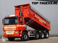 camion Ginaf X 4446 TS, - kipper - 22m3 Steeringaxle!