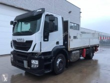Camion plateau ridelles occasion Iveco Stralis AD 190 S 31