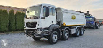 MAN truck used tipper