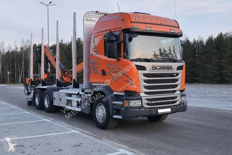 Ver as fotos Camião Scania