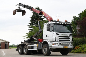 Camion Scania G 400 multiplu second-hand