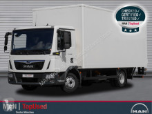 Camion MAN TGL 8.190 4X2 BL Koffer 6m, LaneGuard, Klima fourgon occasion
