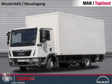 Camion MAN TGL 8.190 4X2 BL Koffer 6m, Klima, Tempomat fourgon occasion