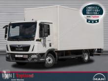 Camion MAN TGL 8.190 4X2 BL Koffer 6m, Klima, Tempomat fourgon occasion