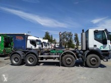 Camion polybenne Iveco Trakker AD 340 T 41 B
