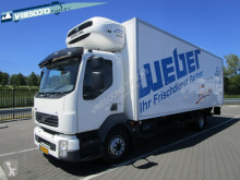 Volvo FL truck used mono temperature refrigerated