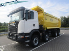 Scania G 400 truck used tipper