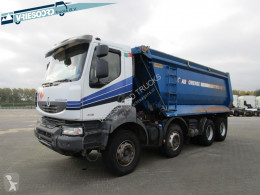 Camion benne occasion Renault Kerax