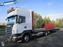 Ciężarówka platforma używana Scania R 420