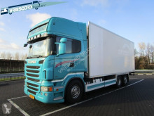 Scania R 480 truck used mono temperature refrigerated