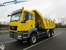 Camion MAN TGS 33.360 benne occasion