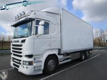 Scania R 580 truck used mono temperature refrigerated
