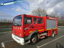 Renault S180 truck used fire