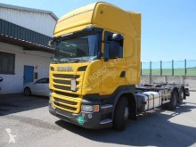 Camion porte containers occasion Scania R 450