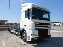 Camion DAF XF95 430 châssis occasion