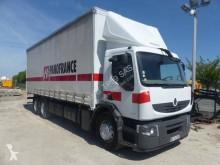 Renault Premium 380 DXI truck used tautliner
