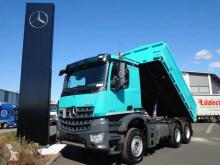 camion benne céréalière Mercedes